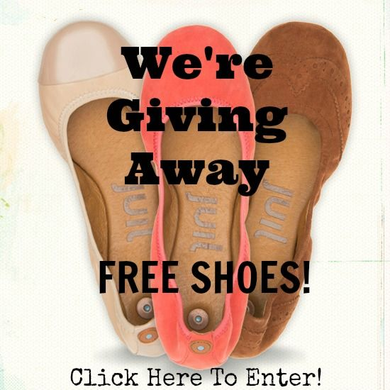 Enter To Win FREE SHOES from JUIL!