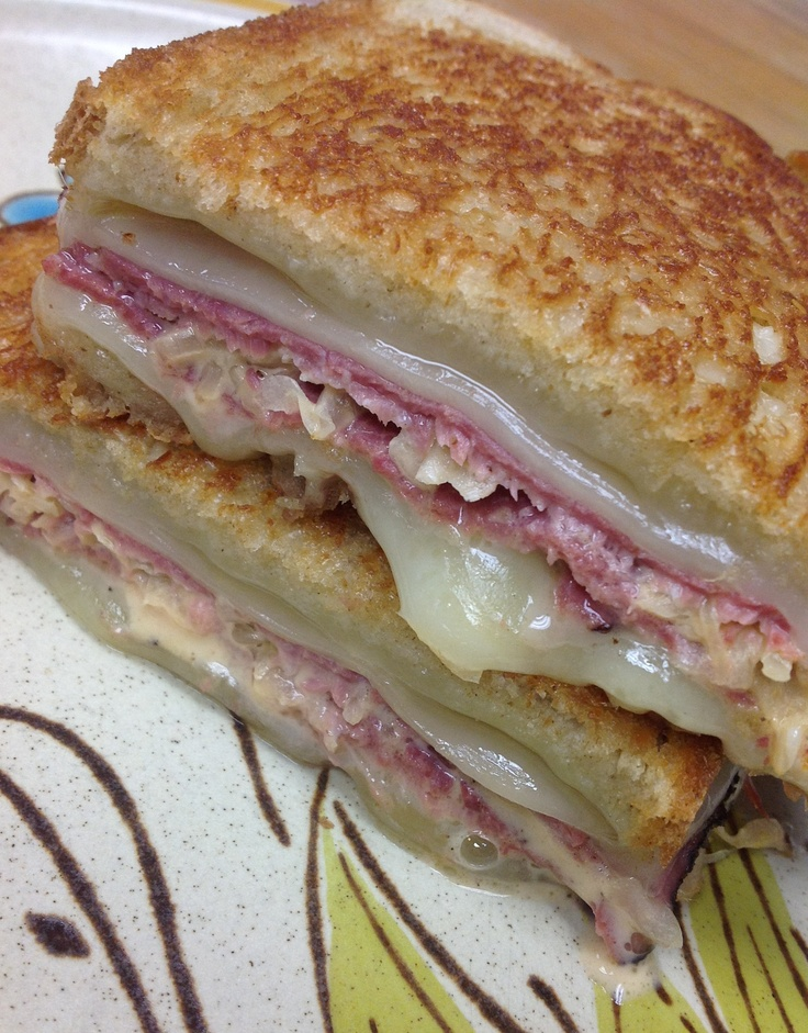 Reuben Sandwich I | Recipe