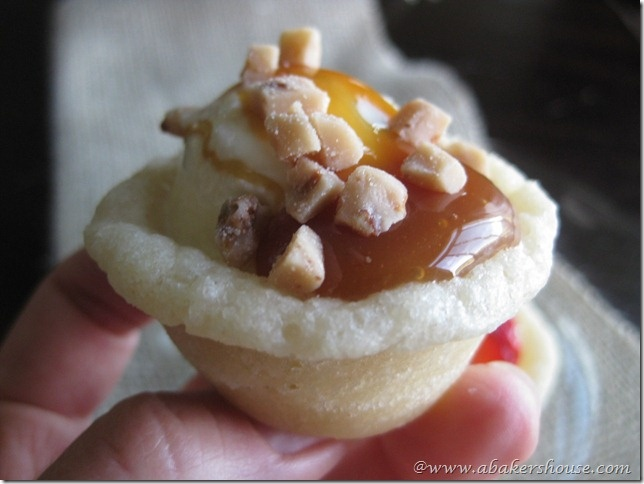 ... taco cups cookie dough filled reese s cups mini ice cream cookie cups