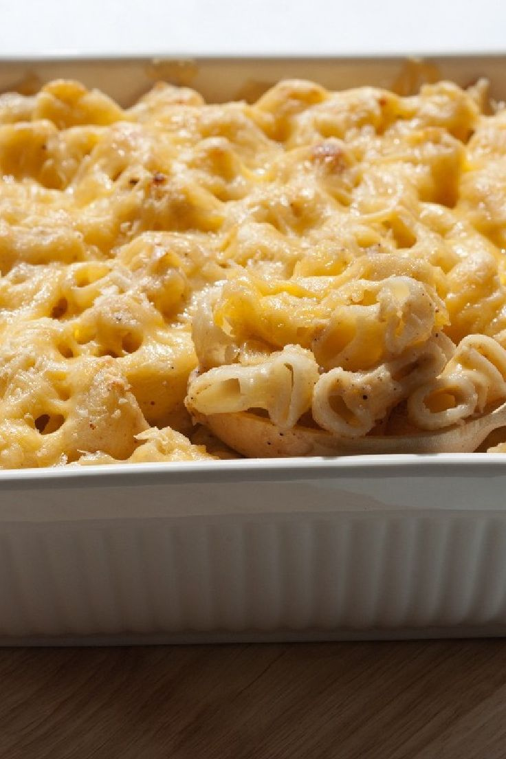 Four Cheese Macaroni Recipe | Deliciousness - Side Dishes | Pinterest