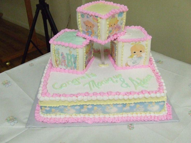 precious moments baby shower cake precious moments cakes