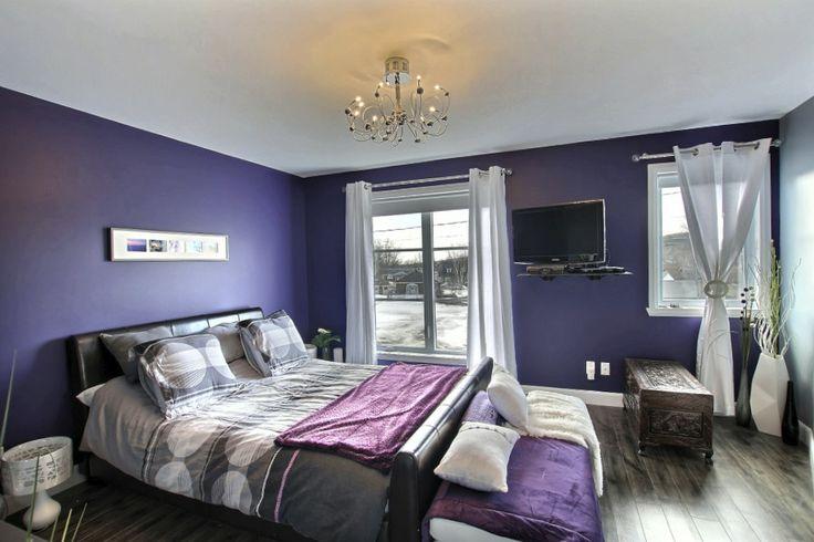 Porte Meuble Cuisine Orange : Chambre à coucher  Maisons à vendre à Québec  Pinterest