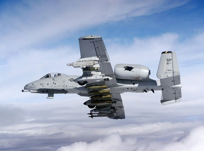 US Air Force A-10 Warthog | Military and Commercial ...