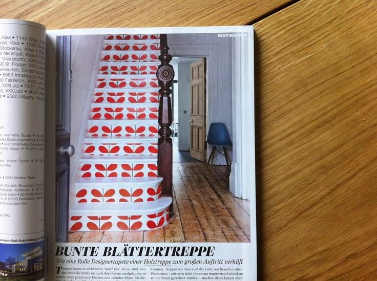 Stairs sch ner wohnen magazine moodboard pinterest for Sch9ner wohnen