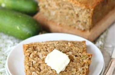 Zucchini Coconut Bread | Breads | Pinterest