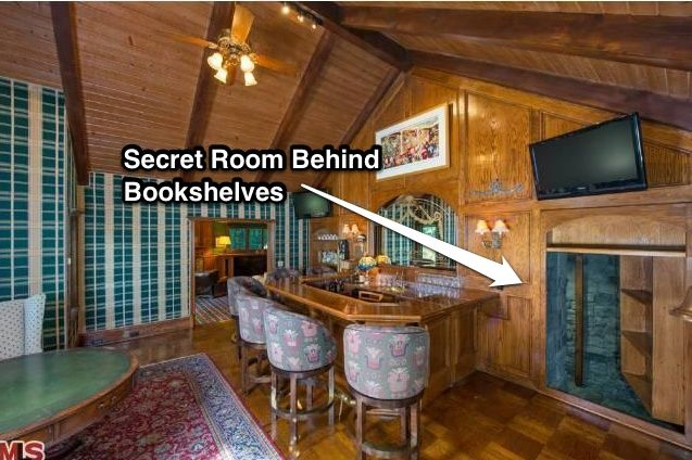 how to make a secret spot in your room f