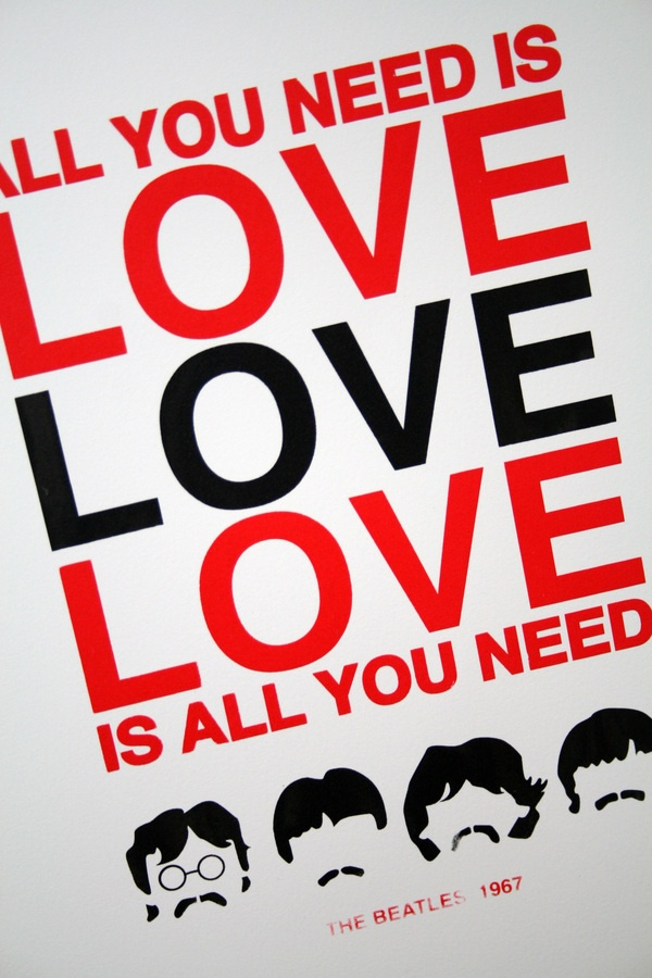 beatles valentines day ecards