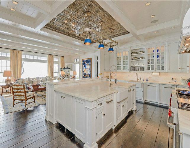Coastal Kitchen Design Interior Endearing Design Decoration