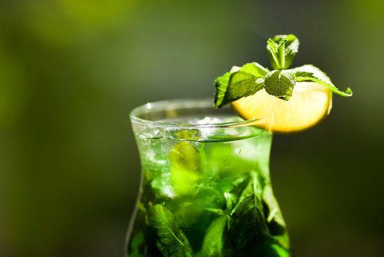 syrian mint lemonade recipe   Fruit juices   Pinterest