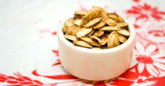 spiced pumpkin seeds. apartment 64 - we will be making these as soon ...