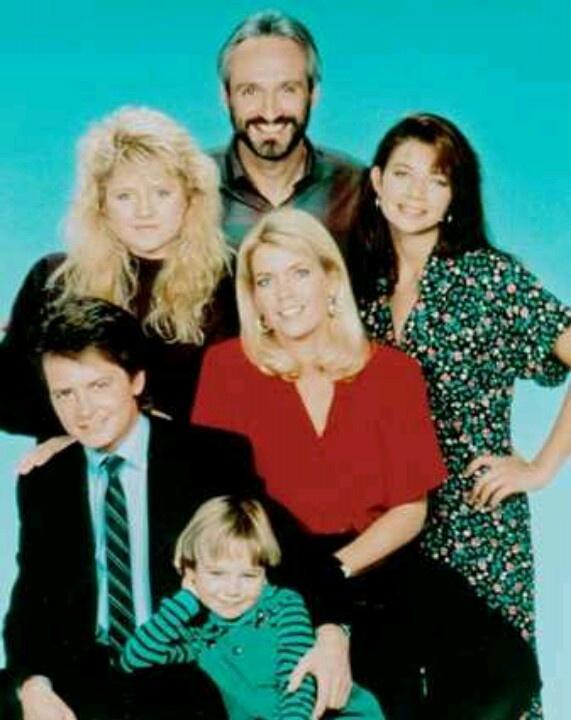 family ties great tv series
