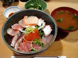 kaisen donburi | Sea Foods | Pinterest
