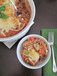 Supreme Pizza Quinoa Casserole | Delicious Recipes | Pinterest