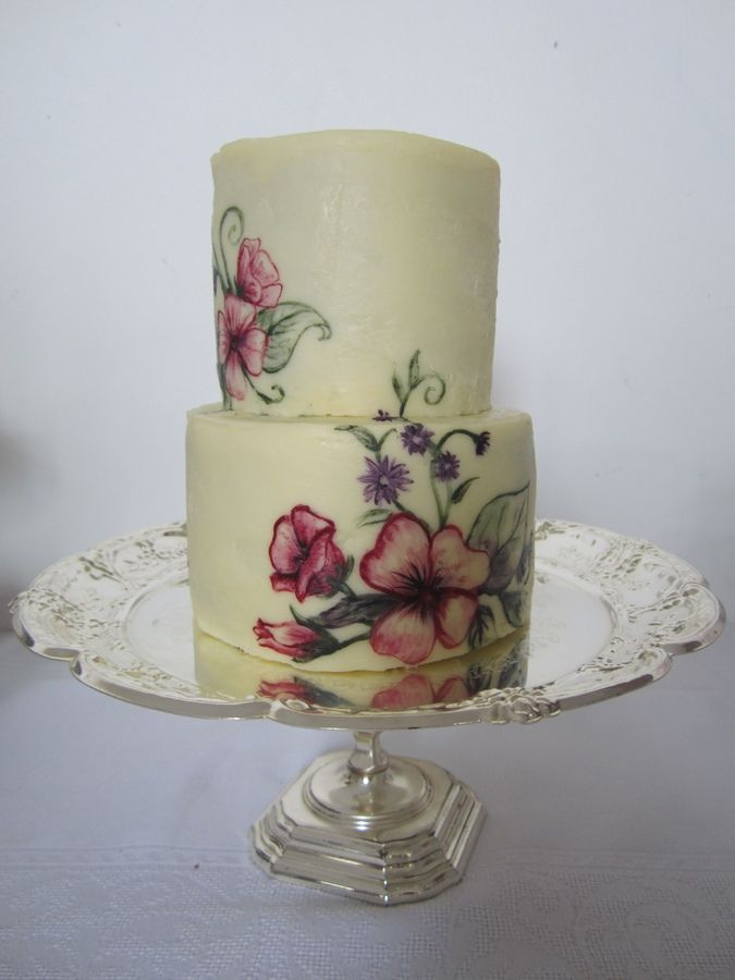 Cake Decorating Without Fondant : Pin by Eliza Loyola on Cakes Pinterest