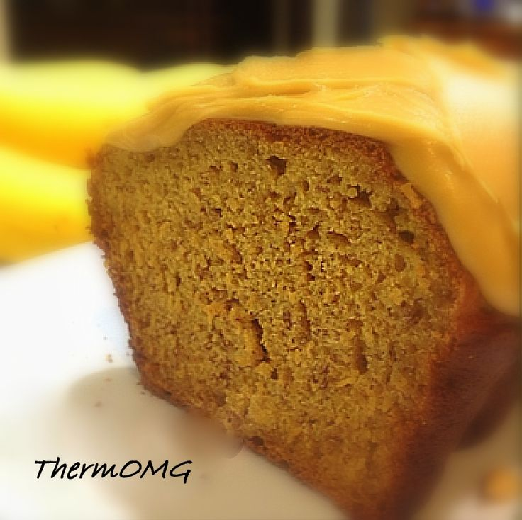 Caramel Banana Cake — ThermOMG | Thermomix Recipes | Pinterest