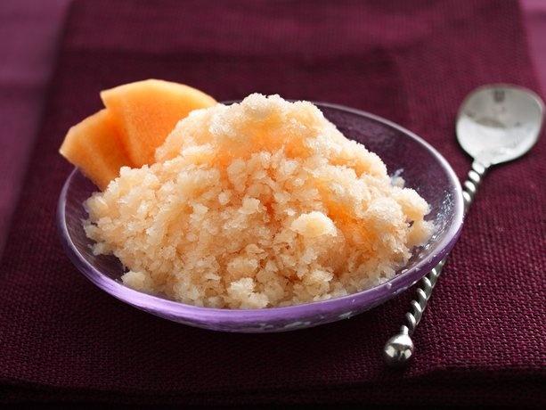 Cantaloupe Granita | Recipe