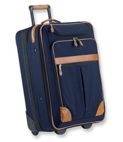 Rolling Pullman, Medium: Rolling Luggage | Free Shipping at L.L.Bean