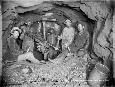 an overview of the gold rush and the colorado river A brief history of gold  we learn of the river pison and was still being used by some miners as recently as the california gold rush of 1849 the.