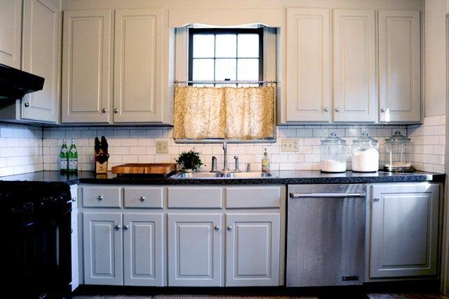 Pinterest Painted Kitchen Cabinets Amusing Inspiration