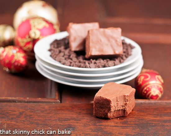 FOOLPROOF Holiday Fudge | http://thatskinnychickcanbake.com