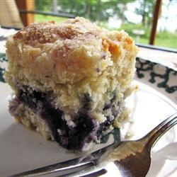 Blueberry Buttermilk Coffeecake.....tried and conquered. It was a hit ...