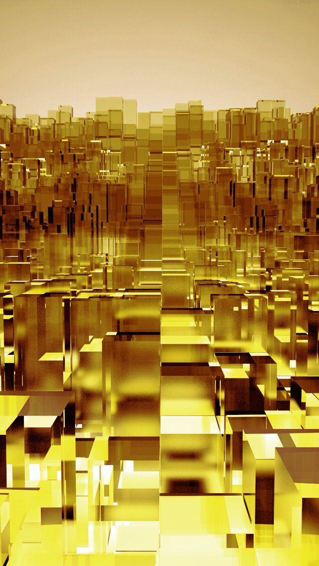 Iphone 5s gold 3d wallpaper iphone wallpaper for 3d wallpaper gold