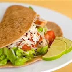 Lime Chicken Soft Tacos. | yummy | Pinterest