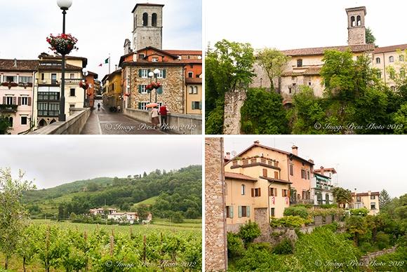 ... Friuli-Venezia Giulia and a recipe for Herb and Wild Greens Fritatta