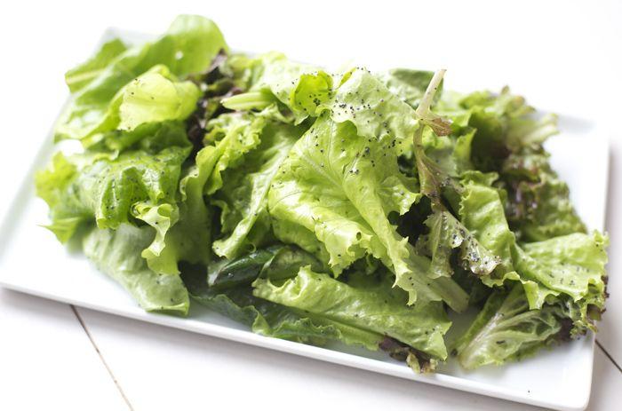 Honey-Lime Poppy Seed Vinaigrette | Salad Dressings | Pinterest