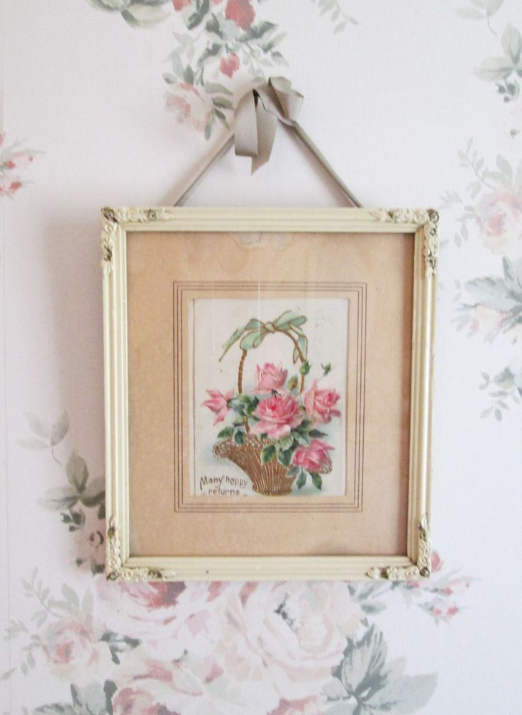Shabby chic style cottage wall decor pinterest Cottage home decor pinterest