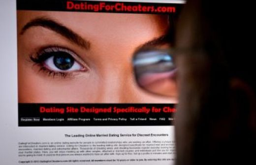 helpline online adultery booming cheating sites surge