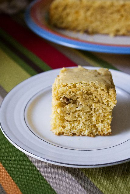 Bacon Cheddar Cornbread | BACON makes EVERYTHING Better | Pinterest