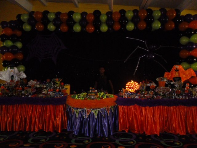 Cumplea os de halloween decoraciones de cumplea os de - Decoraciones de cumpleanos ...