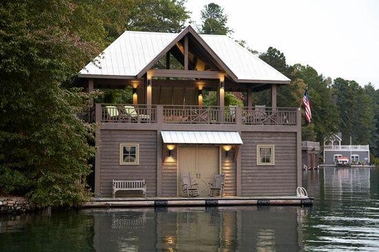Lake Burton Home Atlanta Georgia Exterior Pinterest