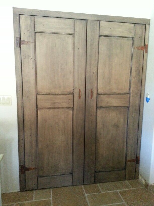 Image Result For Unique Pantry Doors