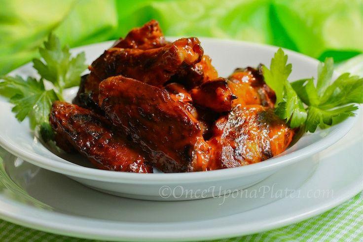 Broiled Buffalo Wings Recipes — Dishmaps