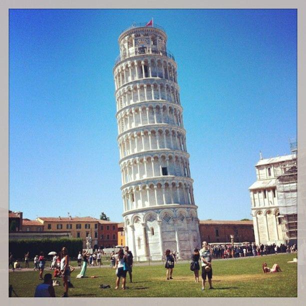 Tour de pise italie bella italia pinterest - Lego architecture tour de pise ...