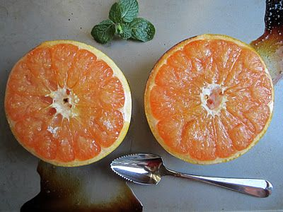 Grapefruit Brulee - yum! | Things I Actually Made That Turned Out ...