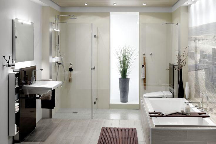 Badewanne Mit Dusche: Badewanne Mit Dusche Download Der ... Badezimmer Ideen Mit Badewanne Und Begehbaren Dusche