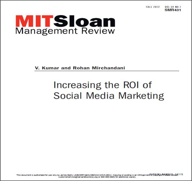 case study on social media marketing