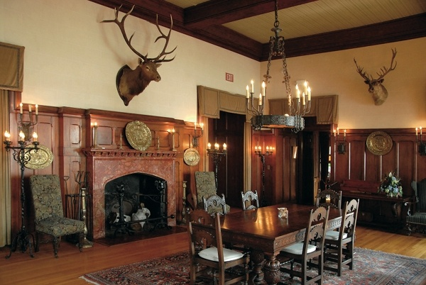 Hunting Lodge To The Manor Born Pinterest