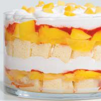 Mango Pineapple Trifle | Sweet Tooth - Trifles | Pinterest