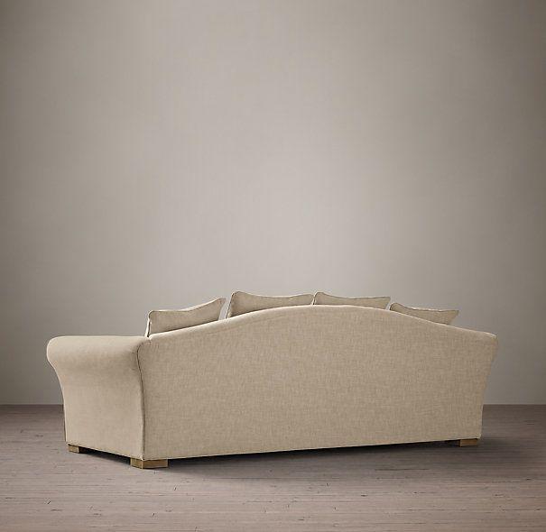 Camelback Upholstered Sofas | Furniture | Pinterest
