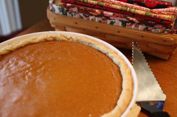 Easy Pumpkin Pie | I have a sweet tooth | Pinterest