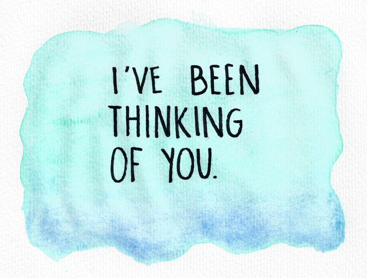Thinking Of You Quotes. QuotesGram