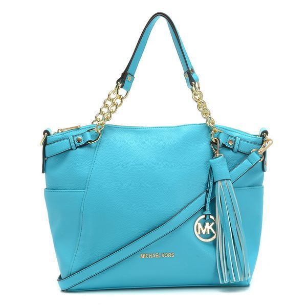 Kors Chelsea Tassel Large Blue Totes Clearance Michael Kors Bags ...