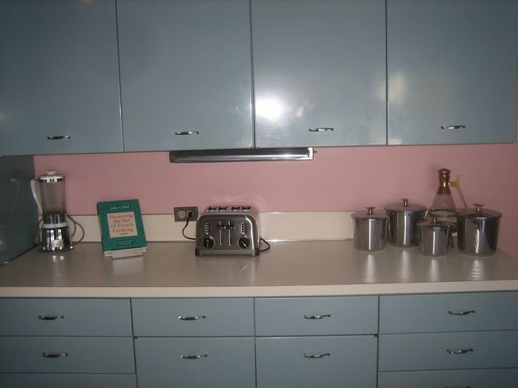 1956 steel geneva cabinets  Kitchen and Dining  Pinterest