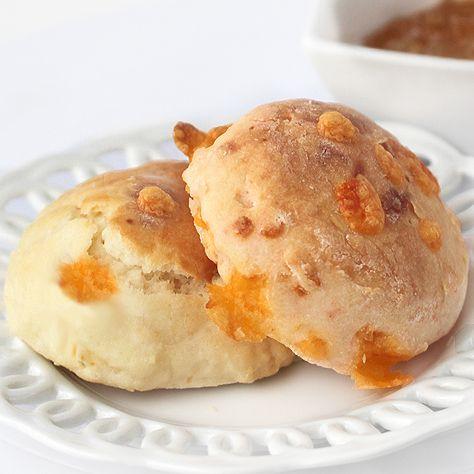 Easy Eggless Scones & Cheese Scones | To Eat | Pinterest