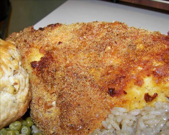 Crispy Baked Chicken Breasts | Recipe