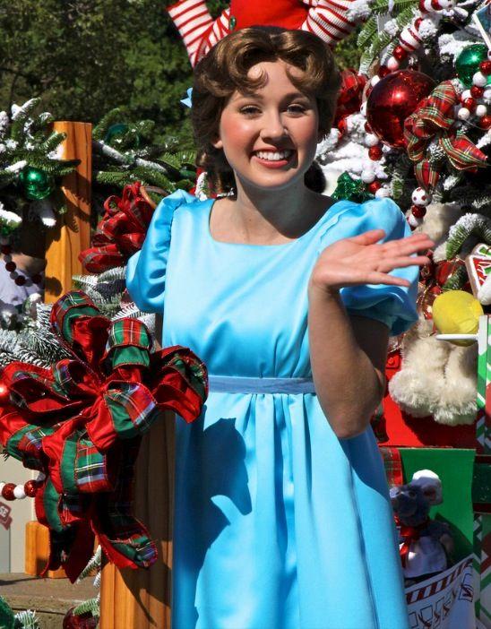 Disney Parks Christmas Day Parade 2013